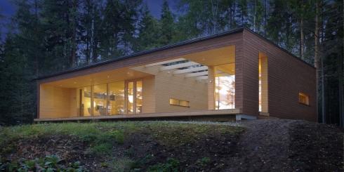 Plusvilla – moderno design scandinavo by Polar Life Haus