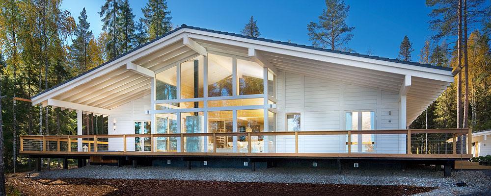 costruttori finlandesi di case in legno dal 1907 polar life haus. Black Bedroom Furniture Sets. Home Design Ideas